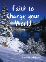 Faith to Change the World