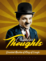 Chaplin For Thoughts