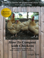 How To Compost With Chickens