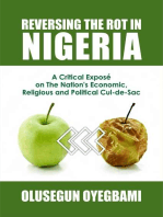 Reversing The Rot in Nigeria