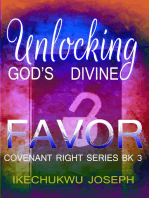 Unlocking Gods Divine Favor