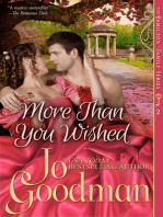 More Than You Wished (The Hamilton Family Series, Book 2)