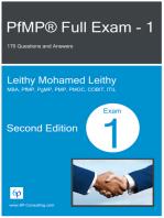 PfMP® Full Exam