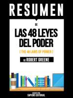 Las 48 Leyes del Poder (The 48 Laws of Power)