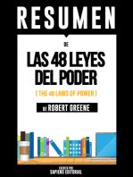 Las 48 Leyes del Poder (The 48 Laws of Power): Resumen del Libro de Robert Greene