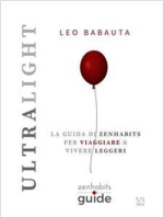 Ultralight - La guida di Zenhabits per viaggiare e vivere leggeri