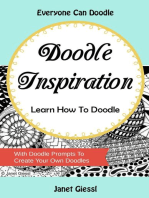 Doodle Inspiration - Learn How To Doodle