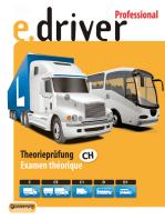 e.driver truck: Examen théorique