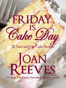 Friday Is Cake Day