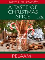 A Taste of Christmas Spice