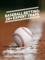 Baseball Betting: 28+ Expert Traps