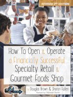 How to Open & Operate a Financially Successful Specialty Retail & Gourmet Foods Shop