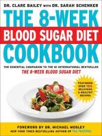 The 8-Week Blood Sugar Diet Cookbook
