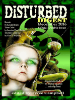 Disturbed Digest December 2016