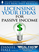 Licensing your Ideas for Passive Income