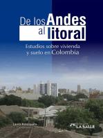 De los Andes al litoral