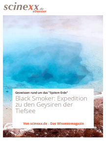 Black Smoker: Expedition zu den Geysiren der Tiefsee
