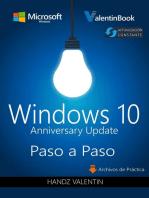 Windows 10 Paso a Paso (Anniversary Update)