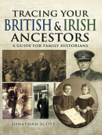 Tracing Your British and Irish Ancestors