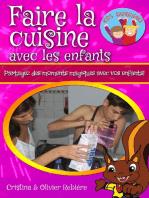 Faire la cuisine avec les enfants