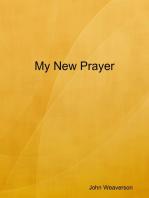 My New Prayer
