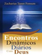 Encontros Dinâmicos Diários Com Deus