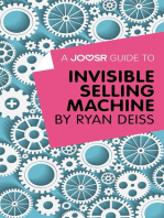 A Joosr Guide to... Invisible Selling Machine by Ryan Deiss