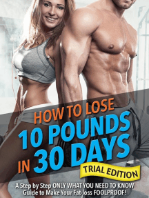 Rapid Weight Loss Diet: Lose 10 Pounds in 30 Days: Trial Edition