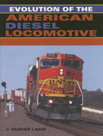 Evolution of the American Diesel Locomotive