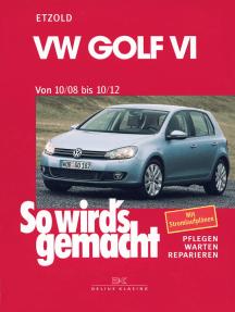 Tankdeckel öffnen 6 golf Golf V