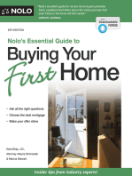 Nolo's Essential Guide to Buying Your First Home