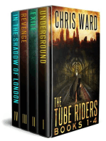 The Tube Riders Complete Series Volumes 1-4