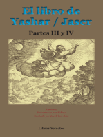 El libro de Yashar / Jaser. Partes III y IV