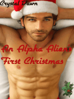An Alpha Alien's First Christmas