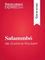 Salammbó de Gustave Flaubert (Guía de lectura)
