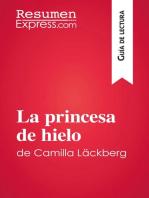 La princesa de hielo de Camilla Läckberg (Guía de lectura)