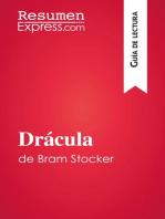 Drácula de Bram Stoker (Guía de lectura)