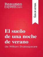 El sueño de una noche de verano de William Shakespeare (Guía de lectura)