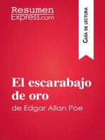 El escarabajo de oro de Edgar Allan Poe (Guía de lectura)