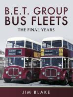 B.E.T Group Bus Fleets