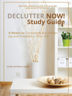 Declutter Now! Study Guide