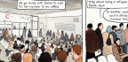 Graphic Novels And The New Age Of Foreign Reporting