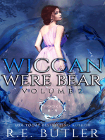 Wiccan-Were-Bear Series Volume Two
