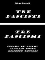 Tre fascisti - Tre fascismi