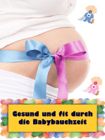 Gesund und fit durch die Babybauchzeit