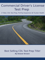 Commercial Driver's License Test Prep 3 Title Collection