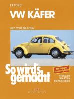 VW Käfer 9/60 bis 12/86