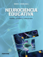 Neurociencia educativa: Mente, cerebro y educación