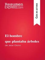 El hombre que plantaba árboles de Jean Giono (Guía de lectura): Resumen y análisis completo