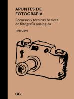 Apuntes de fotografía